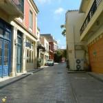 Urokliwe uliczki w Archanes