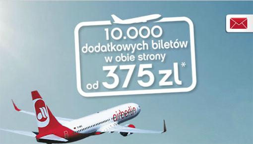 Promocja Air Berlin