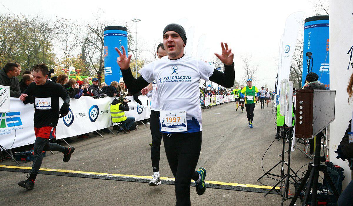 I Cracovia Półmaraton Królewski
