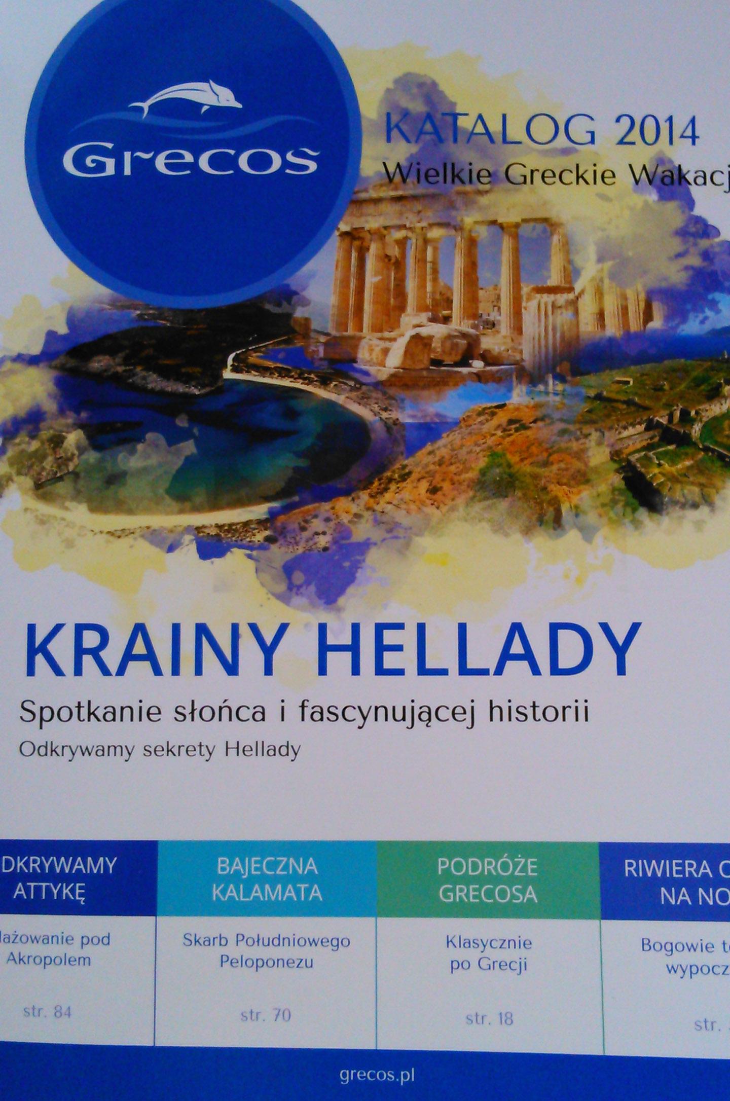 Grecos - katalog 2014