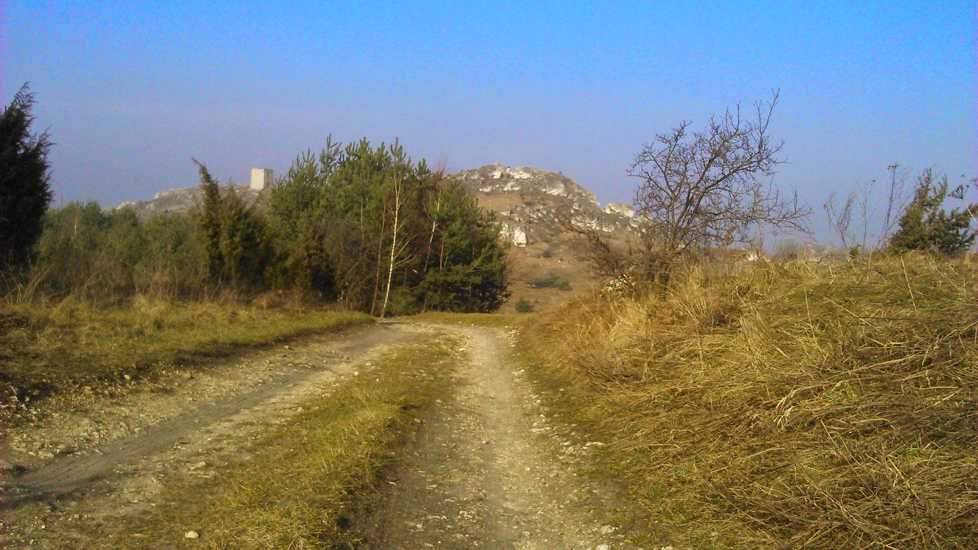 Jura - okolice Olsztyna