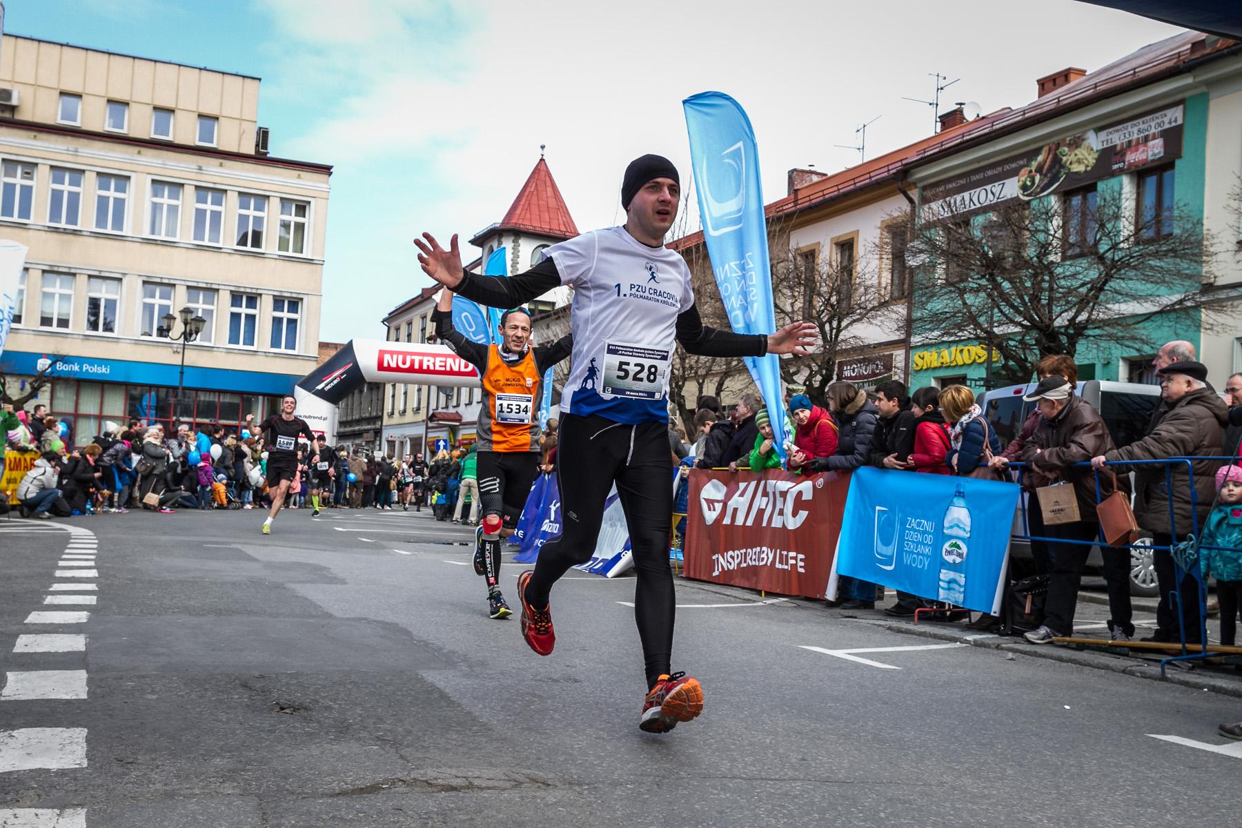 Półmaraton Żywiec