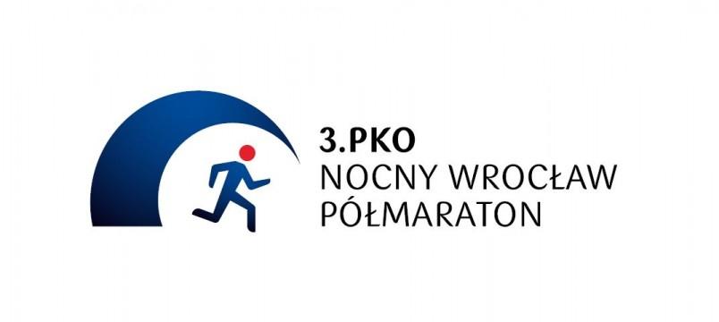 Nocny Wrocław Półmaraton
