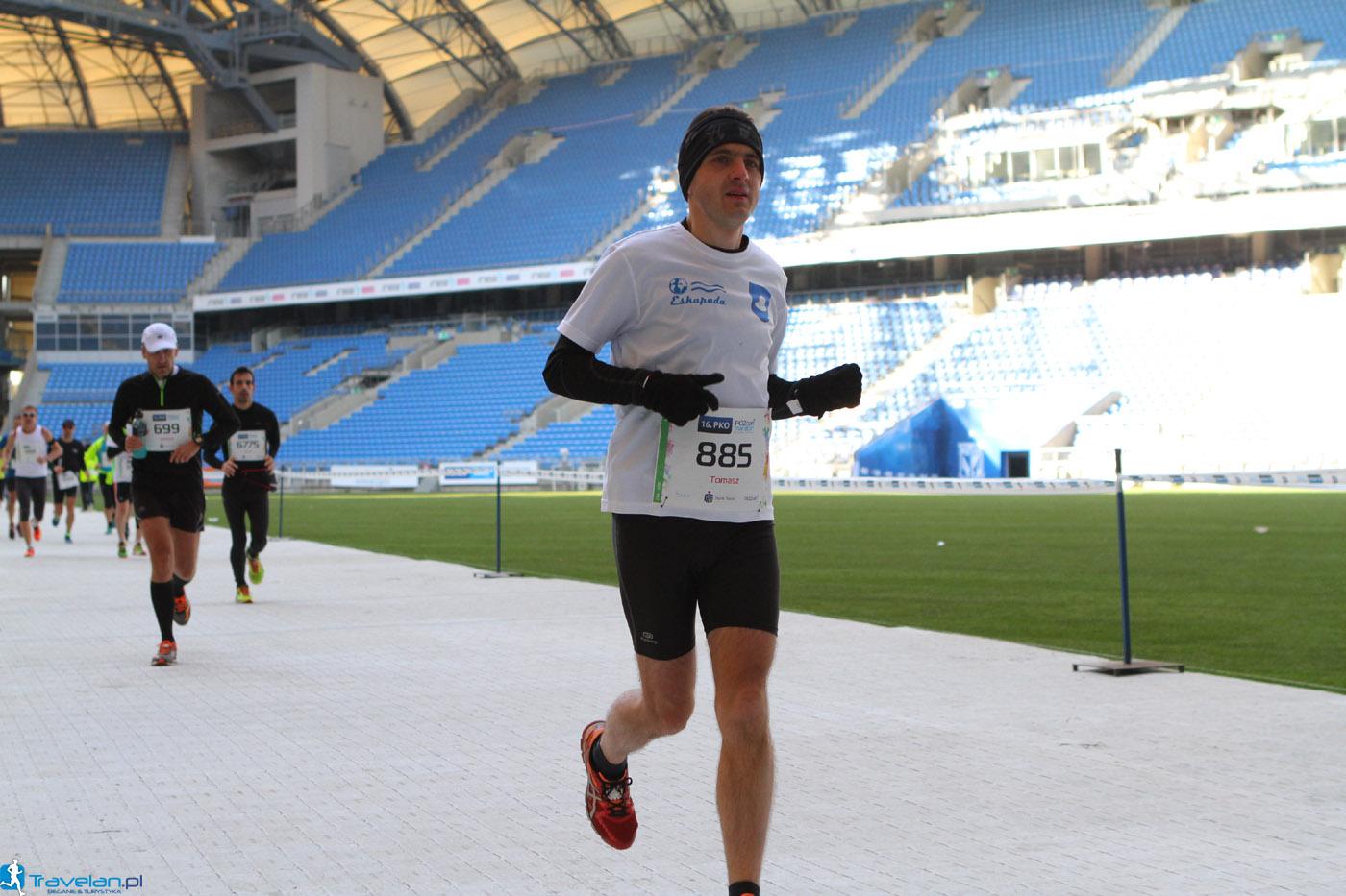 Poznań Maraton - Inea Stadion