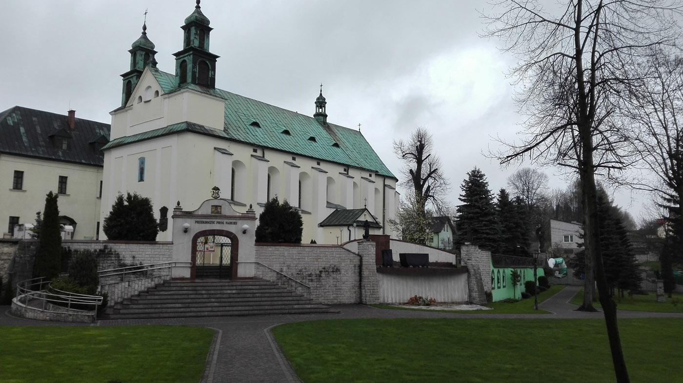 Klasztor w Leśniowie