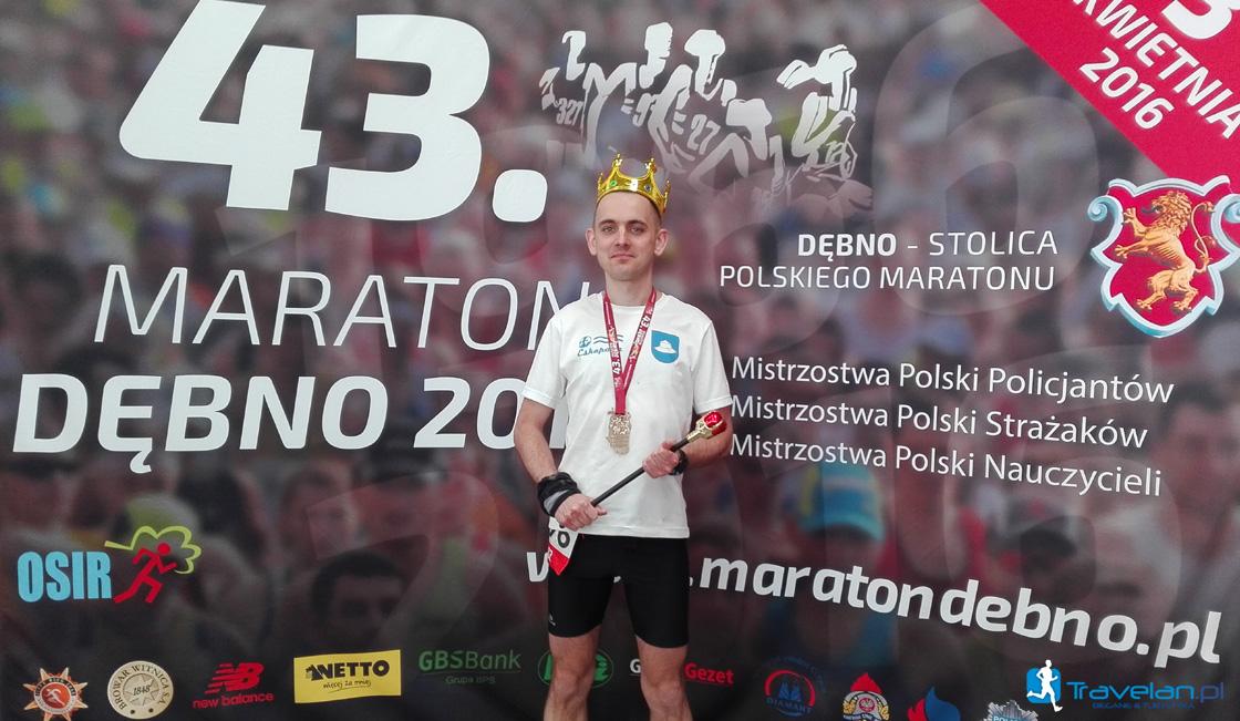 43. Maraton Dębno 2016