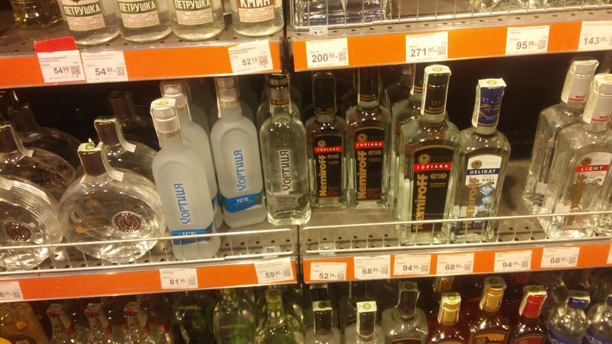 Kijów - wódka