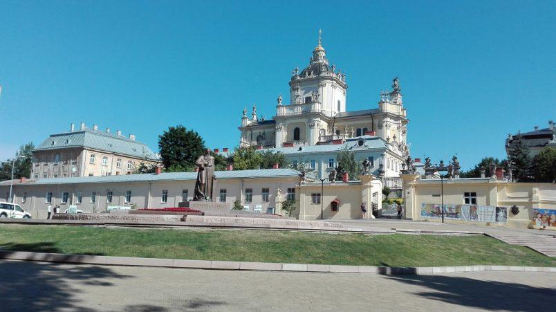 Lwów - Sobór św. JURA