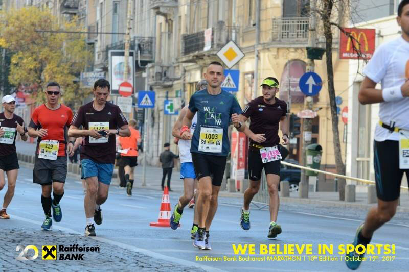 Bucharest Marathon