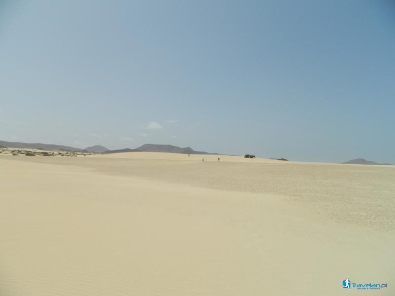 Fuerteventura - wydmy Corralejo