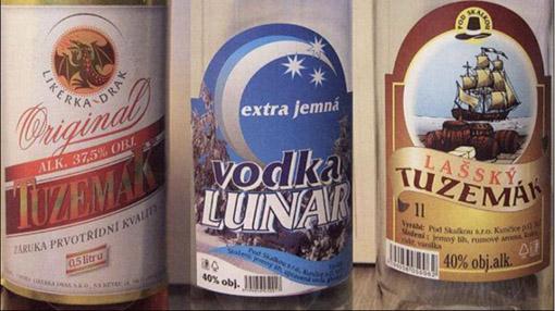 Alkohol Czechy