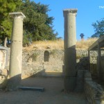 Ruiny w Kos