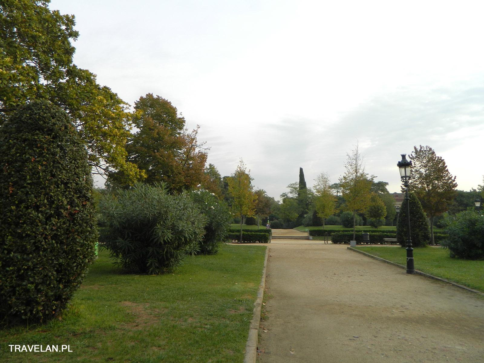 Park de Catalunya