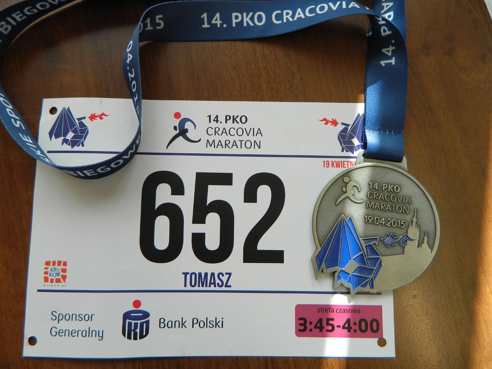 14. Cracovia Maraton
