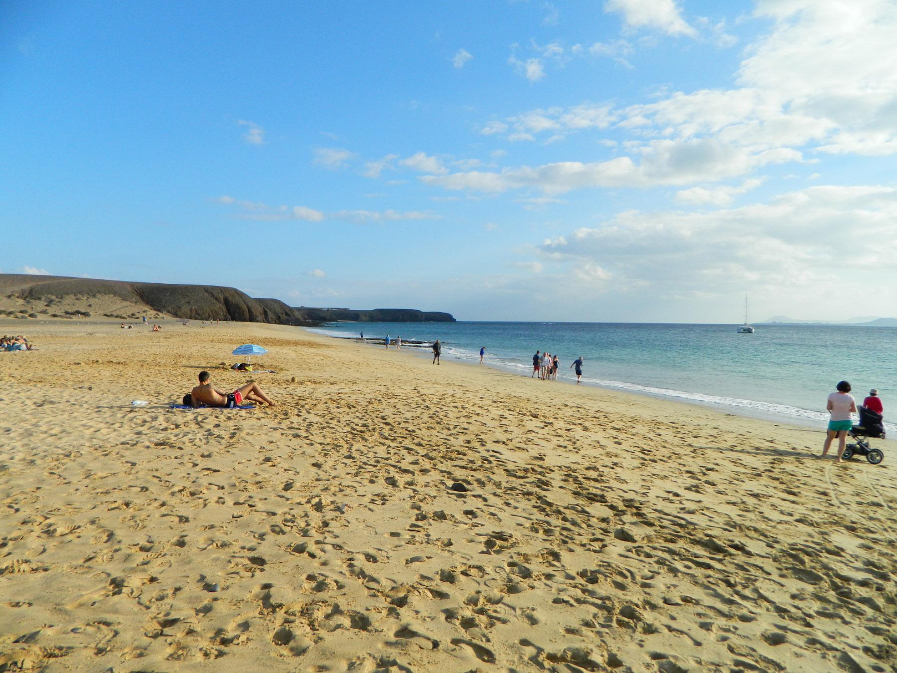 Plaża Papagayo