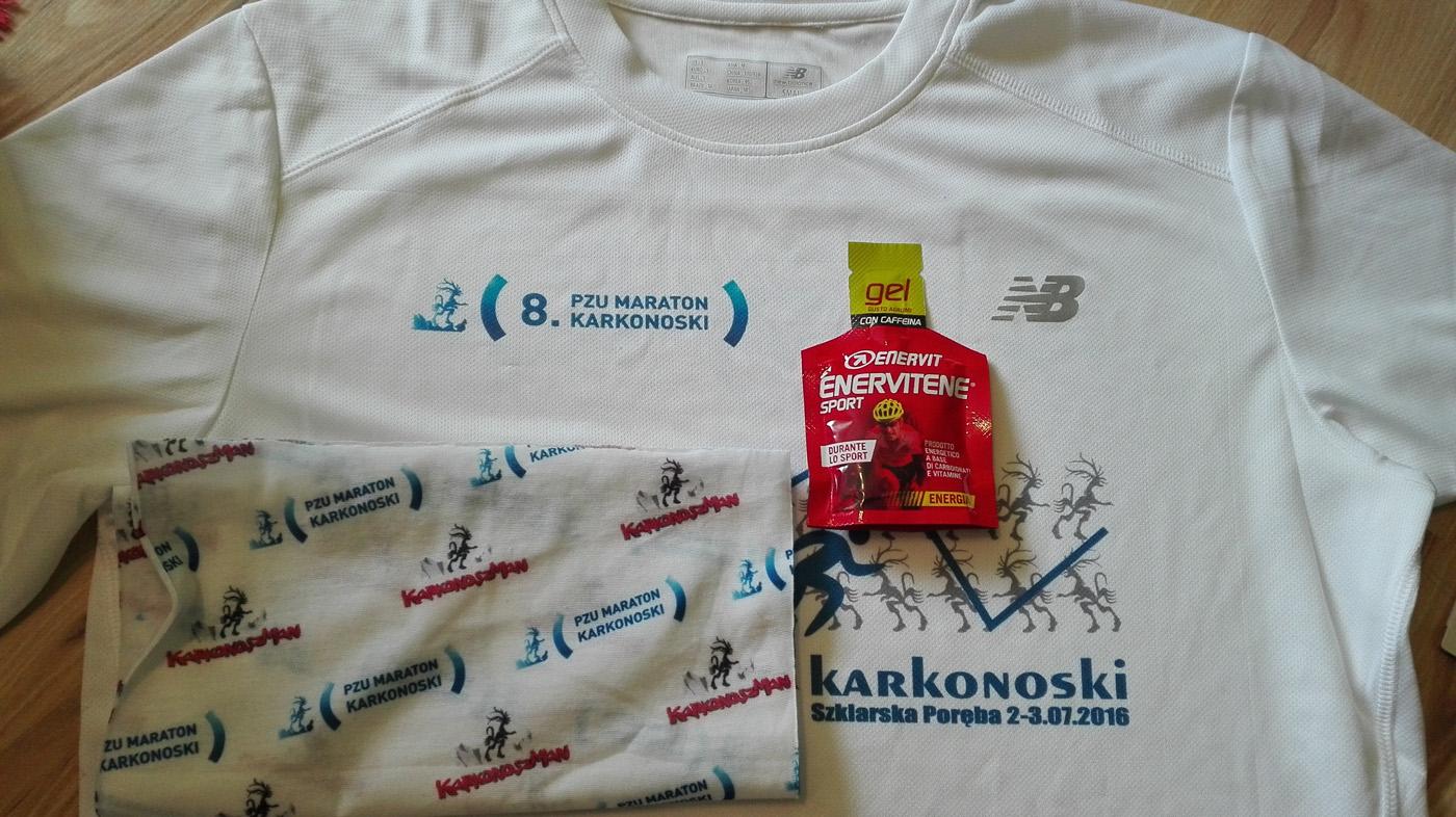 Maraton Karkonoski - pakiet