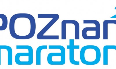 Poznań Maraton logo