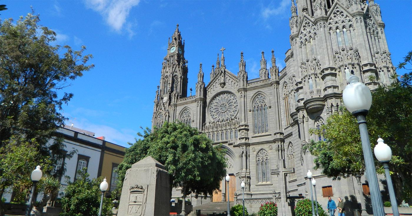 Arucas - Kościół Parafialny Świętego Jana Chrzciciela