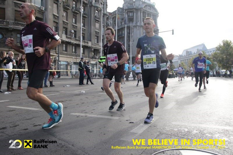 Bucharest Marathon
