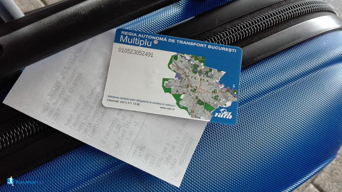 Bukareszt bilet